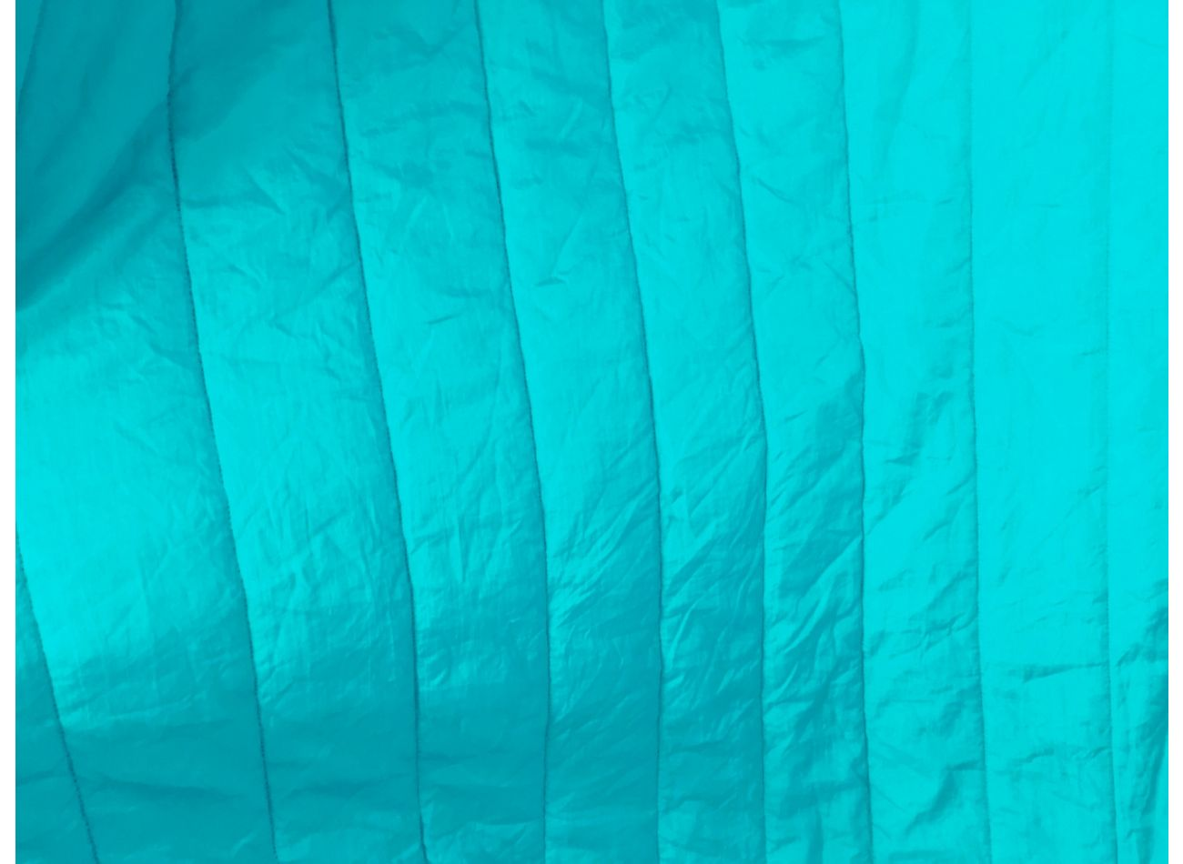 Reishangmat 2 Persoons Padded Turquoise