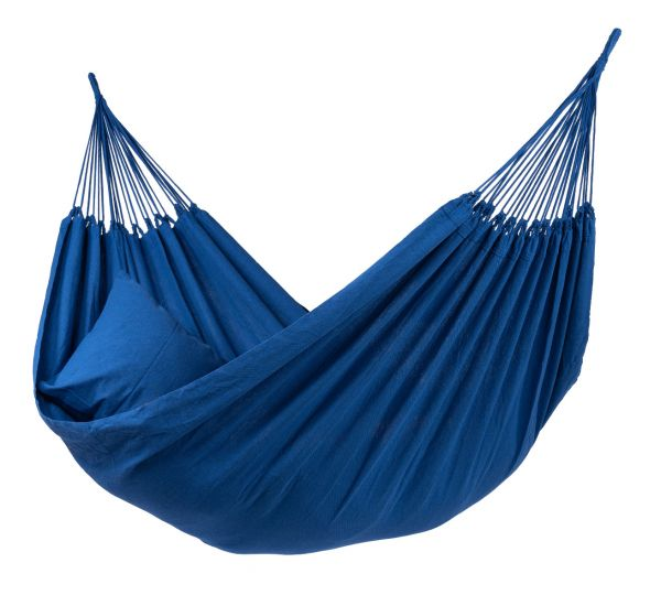 Hangmat 2 Persoons Organic Blue