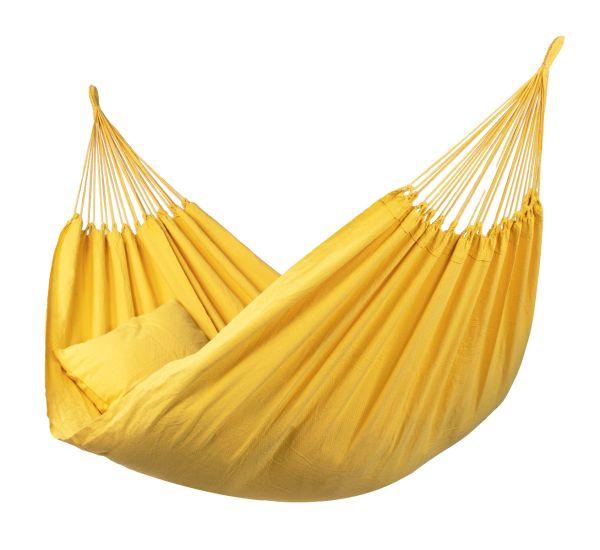 Hangmat 1 Persoons Plain Yellow