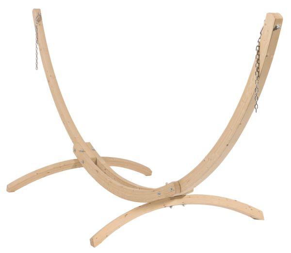 Hangmatstandaard 1 Persoons Wood Retour artikel