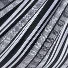 Reisdeken Comfort Black White
