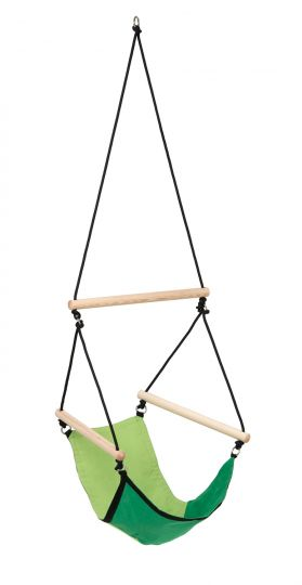 Kinderhangstoel Swinger Green