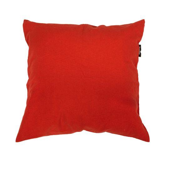 Kussen Plain Red