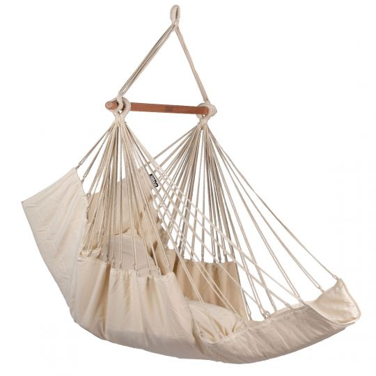 Hangstoel 1 Persoons Sereno White