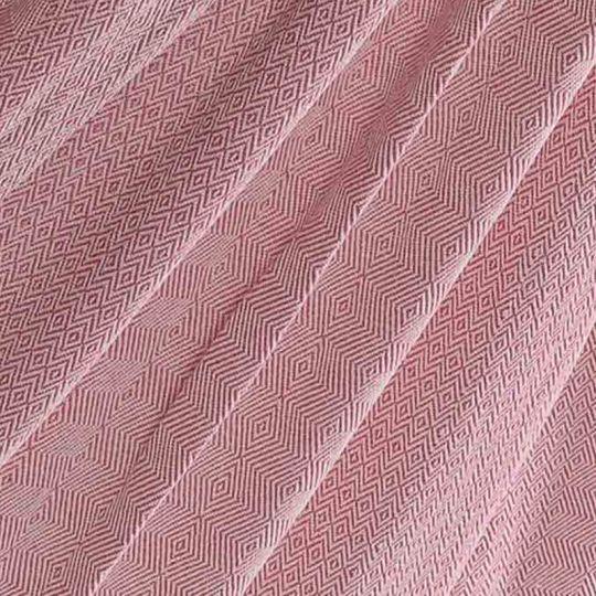 Reisdeken Natural Pink