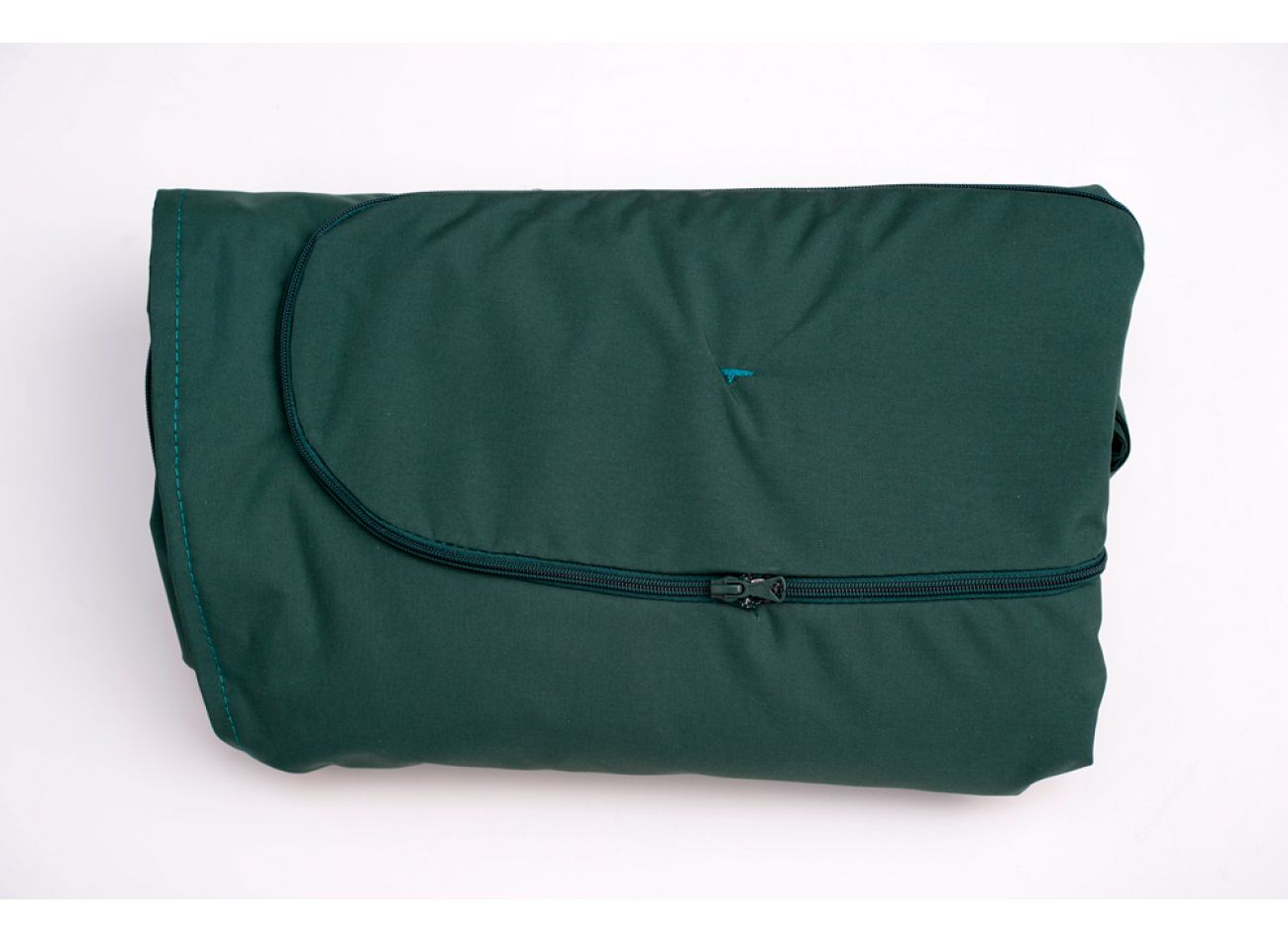 Kussensloop Globo Royal Green Weatherproof