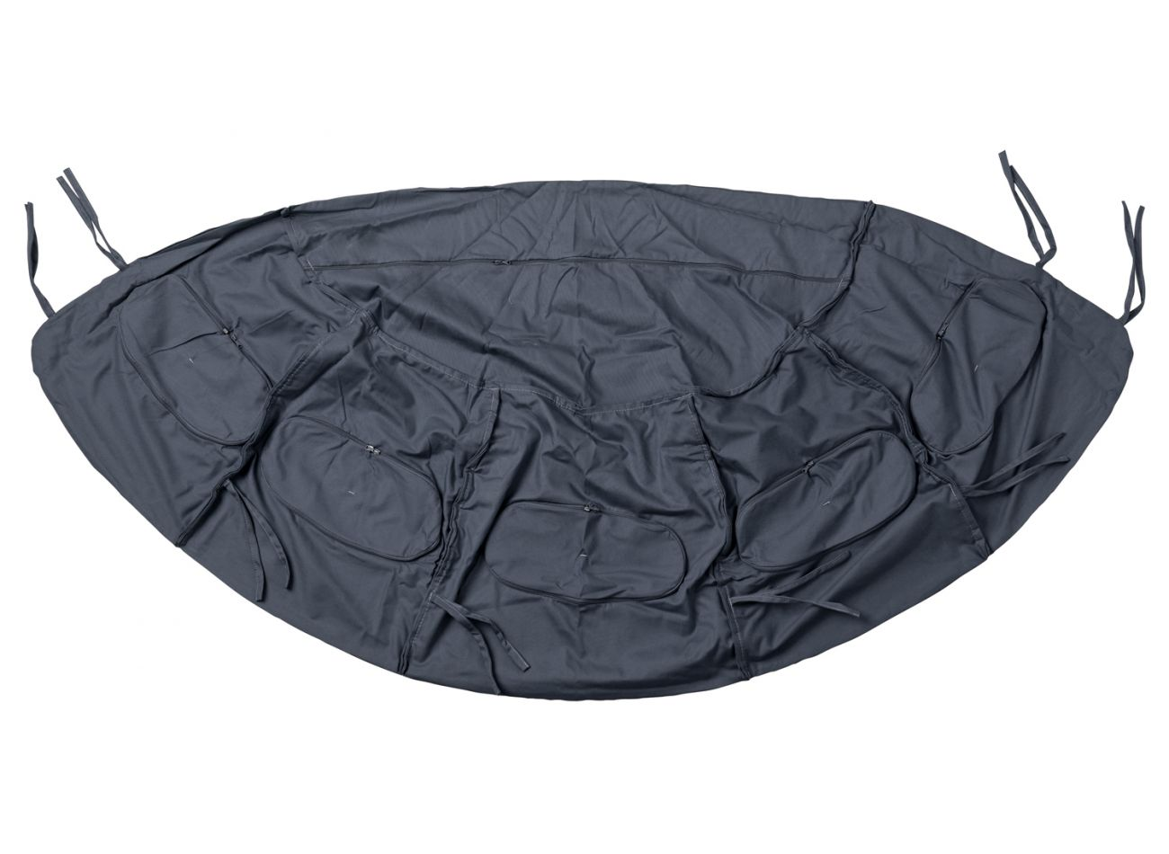 Kussensloop Globo Royal Anthracite