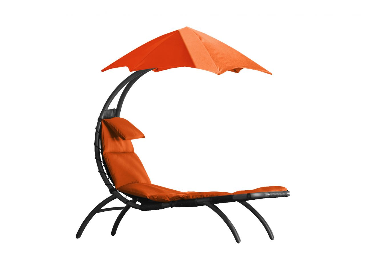 Original 1 Persoons Dream Lounger Orange