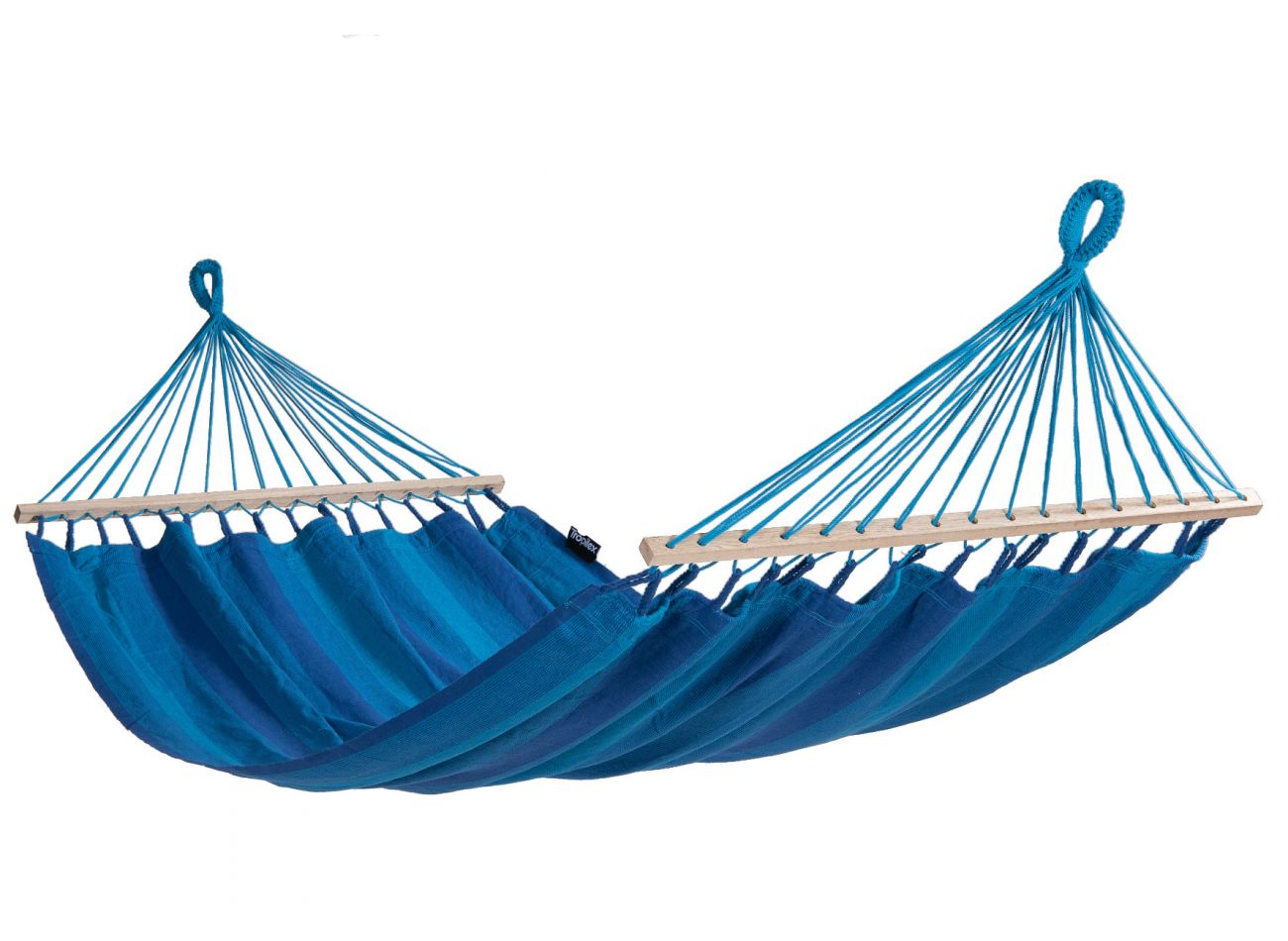 Hangmatset 1 Persoons Wood & Relax Blue