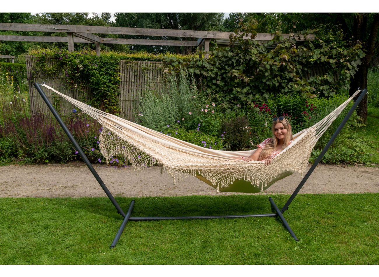 Hangmat 2 Persoons Sublime Natura