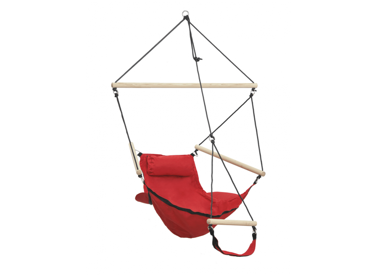 Hangstoel 1 Persoons Swinger Red