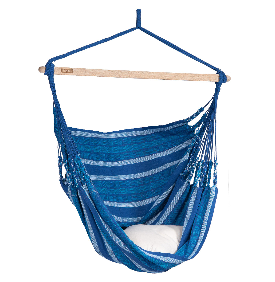Blauw Hangstoel 1 Persoons Chill Calm kopen Hangstoelen