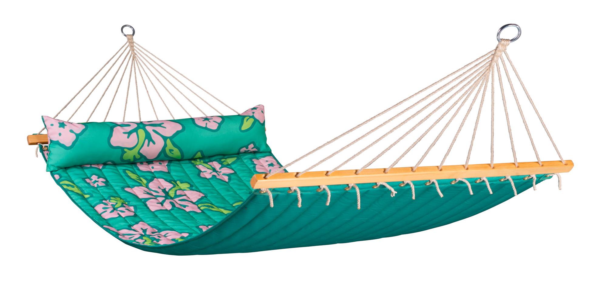 Groen Hangmat 2 Persoons Hawaii Palm kopen
