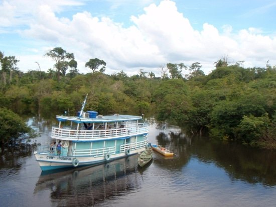 Riviercruise over de Amazone
