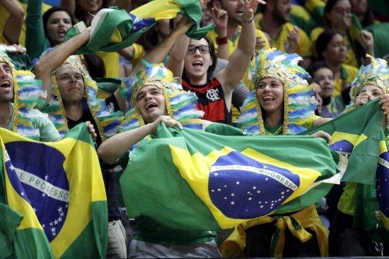 beleef de Olympische Spelen als een Braziliaan