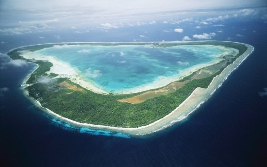 Gilberteilanden Kiribati